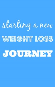 starting-a-new-weight-loss-journey